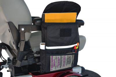 Large Saddle Armrest Bag