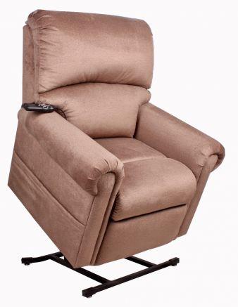 Windham Carbon Fiber Heat & Massage - Mocha