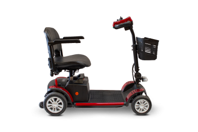 EW-M50 Four Wheel Extended Range Travel Scooter