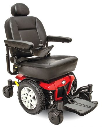 Pride Jazzy 600 ES Power Chair