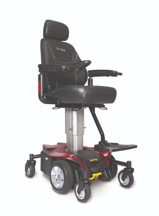 Pride Jazzy Air Power Chair