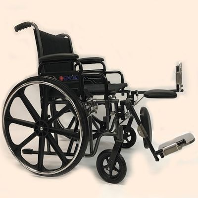 Heavy Duty Wheelchair (Dual axles)