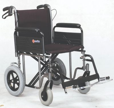 Merits Manual Bariatric Transport Wheelchair
