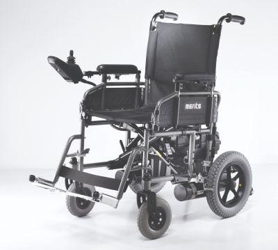 Folding Power Wheelchair -  18