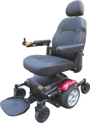 Vision Sport - Mid Wheel Drive Power Wheelchair