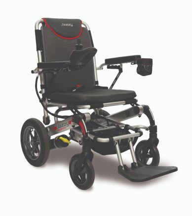 Pride Jazzy Passport Portable Electric Wheelchair