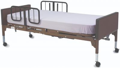 B320 Full Electric Bariatric Bed - Complete