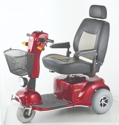 Pioneer 9 DLX - Bariatric Mobility Scooter
