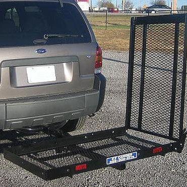 E-Wheels Manual Carrier