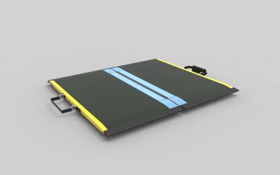 SUITCASE® Singlefold Graphite Fiber Ramp