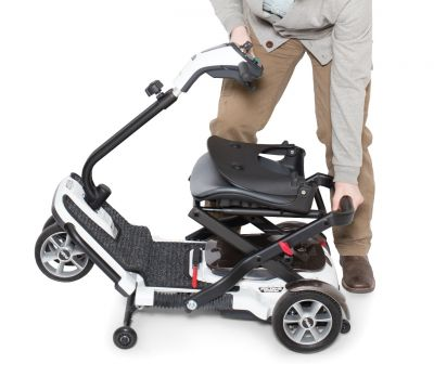 Pride Go Go Folding Scooter 4-Wheel