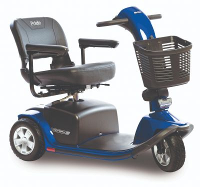 Pride Victory 10 - 3 Wheel Mobility Scooter