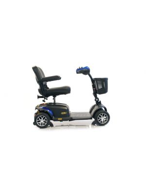 Buzzaround Extreme 4 Wheel Compact Travel Scooter