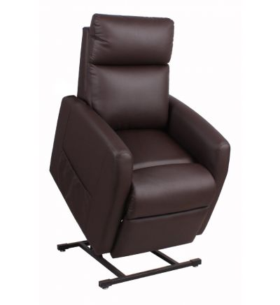Vista Reclining Lift Chair - Dark Chocolate