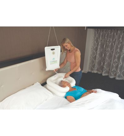 EZ-SHOWER® Bedside Shower