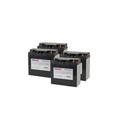 20 Ah 48 volt Battery Set