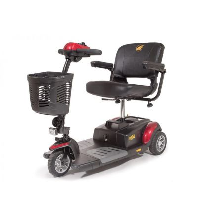 Buzzaround XL 3 Wheel Compact Travel Scooter