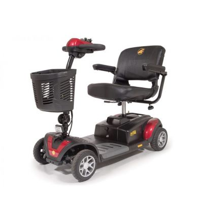 Buzzaround XL 4 wheel Compact Travel Scooter