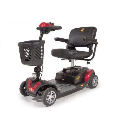 Buzzaround XLS 4 wheel Compact Travel Scooter