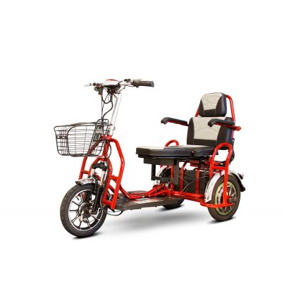 EW-02 Folding 2 seater scooter