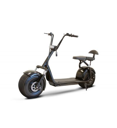 EW-08  Fat tire electric scooter.