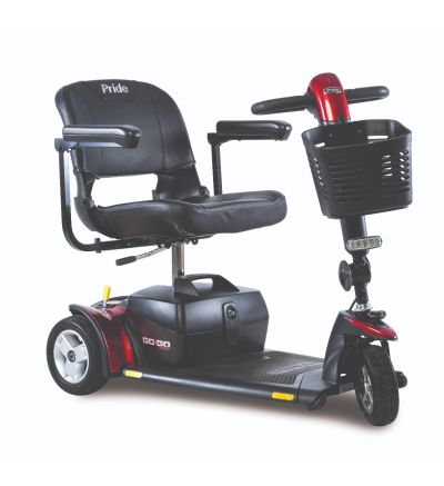 Pride Go Go Sport 3-Wheel Scooter