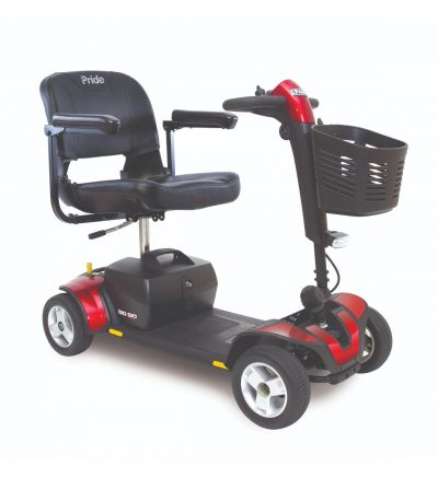 Pride Go Go Sport 4-Wheel Scooter