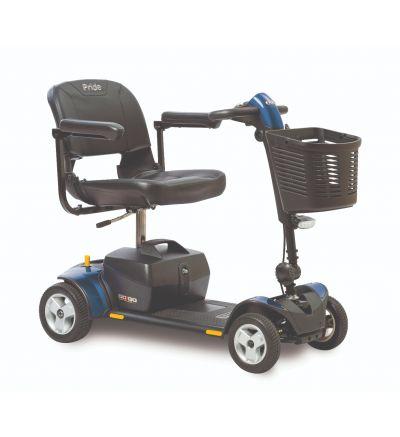Pride Go Go Elite Traveller Plus 4-Wheel