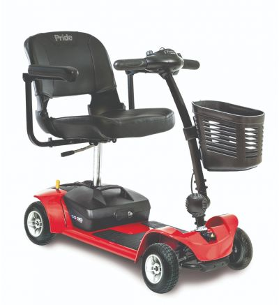 Pride Go Go Ultra X Mobility 4-Wheel Scooter