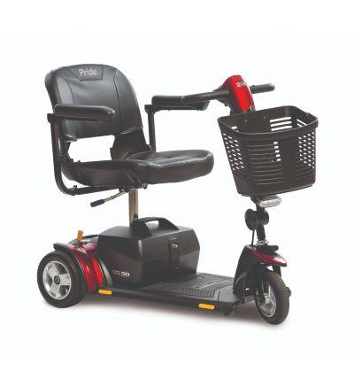 Pride Go Go Elite Traveller Plus - 3-Wheel