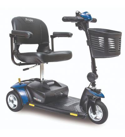 Pride Go Go Elite Traveller 3-Wheel Scooter