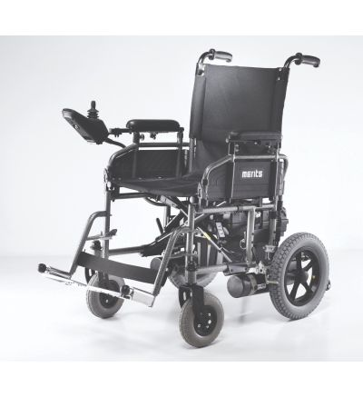 Folding Power Wheelchair -  18
