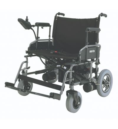 Heavy-Duty Folding Power Wheelchair (Bariatric)
