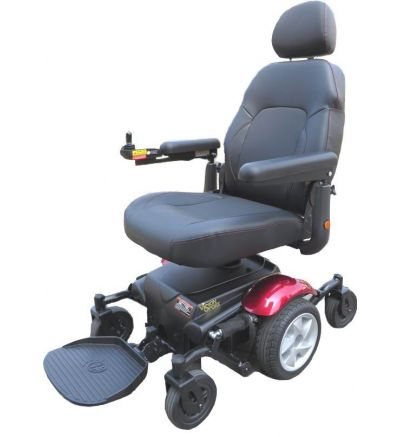 Vision Sport - Mid Wheel Drive Power Wheelchair
