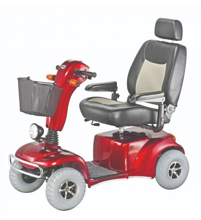 Pioneer 10 DLX - Bariatric Mobility Scooter