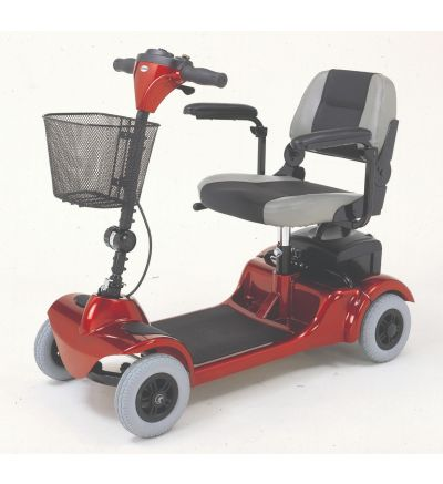 Mini-Coupe 4 Mobility Scooter
